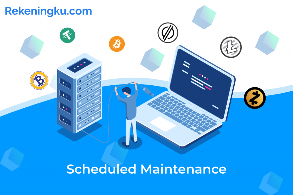 Rekeningku maintenance
